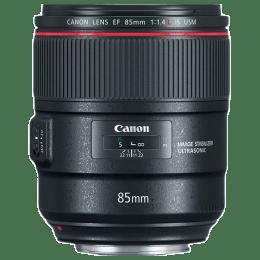 Canon Lens (EF 85 mm f/1.4L IS USM, Black)_1