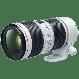 Canon Telephoto Zoom Lens (EF 70-200 mm 1:4 IS II USM, White)_1