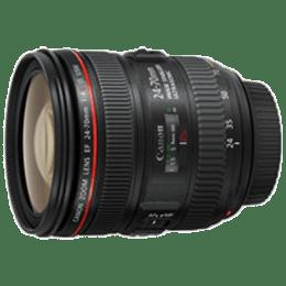 Canon Standard Zoom Lens (EF 24-70 mm f/4L IS USM, Black)_1
