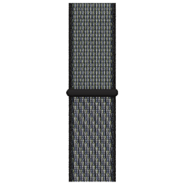 Apple Watch 44mm Nike Sport Loop Strap (MXN52ZM/A, World Indigo/Lime Blast)_1