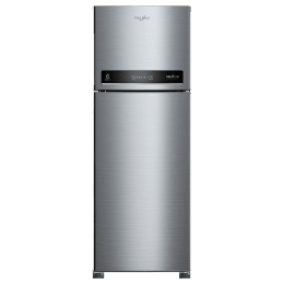 Whirlpool 292 Litres 3 Star Frost Free Inverter Double Door Refrigerator (5-in-1 Convertible Freezer Modes, IF INV CNV 305 ELT, Illusia Steel)_1