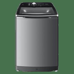 Haier 10 Kg Automatic Top Loading Washing Machine (HWM100-678NZP, Titanium Grey)_1