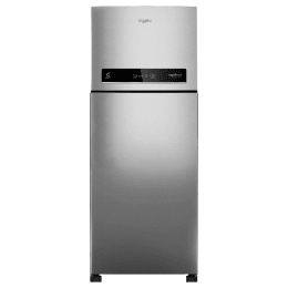 Whirlpool 265 Litres 2 Star Frost Free Inverter Double Door Refrigerator (Adaptive Intelligence Technology, IF CNV 278, Alpha Steel)_1