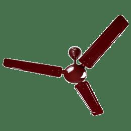 Bajaj Shimmer 120 cm 3 Blade Ceiling Fan (Pearl Brown)_1
