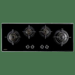 Hafele Corona 4 Burners Built-in Hob (000, Black)_1