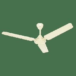 Bajaj Edge HS 120cm Sweep 3 Blade Ceiling Fan (Double Ball Bearing, 251157, Bianco)_1