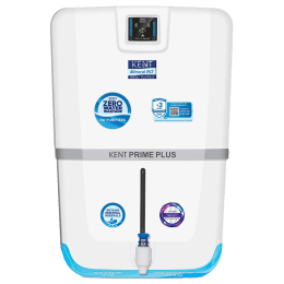 Kent Prime Plus RO Electrical Water Purifier (SS Wall Valve, 11100, White)_1