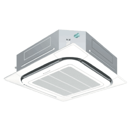Daikin 3.5 Ton Inverter Cassette AC (FCVF125A, Copper Condenser, White)_1