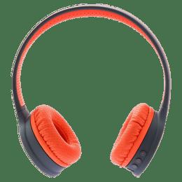 Toshiba Bluetooth Headphone (RZE-BT180H, Orange)_1