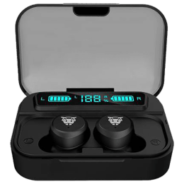 Ant Audio Wave Sports Bluetooth Earbuds (TWS 800, Black)_1