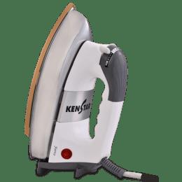 Kenstar Ferro 1000 Watt Dry Iron (KNFER10W1P-DBM, White)_1