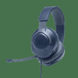 JBL Quantum 100 Over-Ear Wired Gaming Headphone with Mic (JBLQUANTUM100BLU, Blue)_1