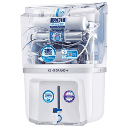 Kent Grand Plus RO+UV+UF+TDS Electrical Water Purifier (Safe and Tasty Drinking Water, 11099, White)_1