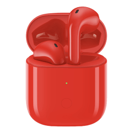 Realme Buds Air Neo In-Ear Bluetooth Earbuds (RMA205, Rock Red)_1