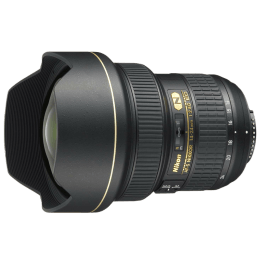 Nikon Nikkor Lens (AF-S 14-24 mm f/2.8G ED, Black)_1