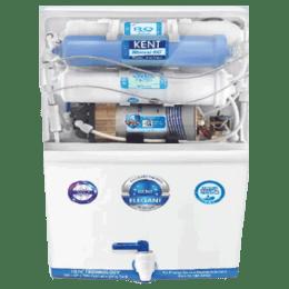 Kent Elegant Mineral RO+UV+UF+TDS Electrical Water Purifier (8 L Tank, 11097, White)_1