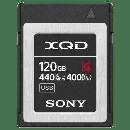 Sony 120 GB Memory Card (QD-G120F, Black)_1