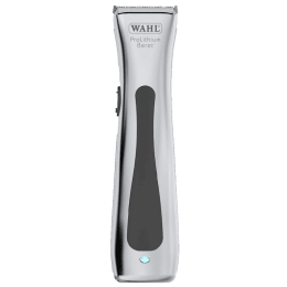 Wahl Beret L-Ion Professional Prolithium Trimmer (08841-724, Silver)_1
