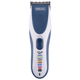 Wahl Color Pro Stainless Steel Blades Cordless Clipper (12 Length Settings, 09649-024, Blue)_1