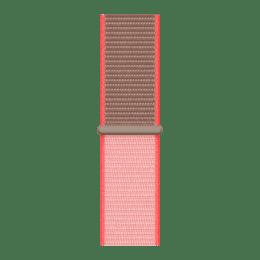 Apple Watch 40mm Sport Loop Strap (MXMN2ZM/A, Neon Pink)_1