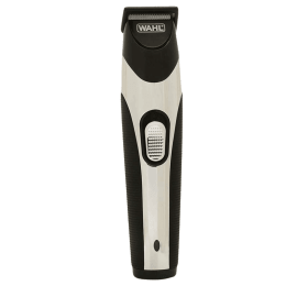 Wahl Beard Pro Cord/Cordless Trimmer (09891-024, Silver)_1