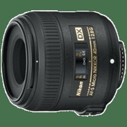 Nikon Nikkor Lens (AF-S DX Micro 40 mm f/2.8G, Black)_1