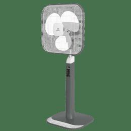 Havells Aindrila Standard 40 cm 3 Blade Pedestal Fan (Grey White)_1
