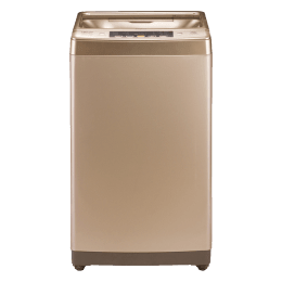 Haier 8.2 Kg Fully Automatic Top Loading Washing Machine (HSW82-789GNZP, Gold)_1