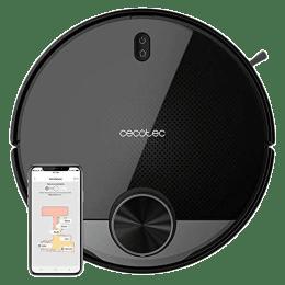 Cecotec Conga 4-in-1 Robot Vacuum Cleaner (3290 Titanium, Black)_1