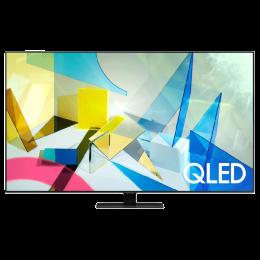 Samsung Series 8 Q80T 163 cm (65 inch) 4K UHD QLED Smart TV (QA65Q80TAKXXL, Black)_1