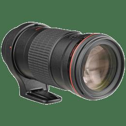 Canon Auto Focus Prime Lens (EF 180 mm F/3.5 L Macro USM, Black)_1