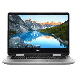 Dell Inspiron 14 5491 (D560111WIN9S) Core i7 10th Gen Windows 10 Home 2-in-1 Laptop (8 GB RAM, 512 GB SSD, NVIDIA GeForce MX 230 + 2 GB Graphics, MS Office, 35.56cm, Silver)_1