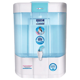 Kent Pearl RO+UV+UF+TDS Electrical Water Purifier (Zero Water Wastage, 11098, White)_1