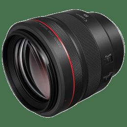 Canon Mid-telephoto Zoom Lens (RF 85 mm F1.2 L USM, Black)_1