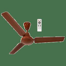 Crompton 120 cm 3 Blade Ceiling Fan (Energion HS / Matt Brown)_1
