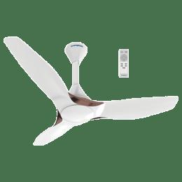 Crompton 120 cm 3 Blade Ceiling Fan (Silent Pro Enso / Silk White)_1