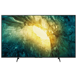Sony X75H 123cm (49 inch) 4K UHD LED Android Smart TV (49X7500H, Black)_1