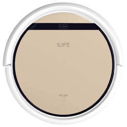 ILIFE Dry and Wet Robotic Vacuum Cleaner (V5s Pro, Gold)_1