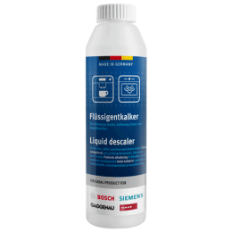 Bosch Liquid Descaler for Coffee Machines and Kettles ( 300 gm, Easily Biodegradable, 312010, White)_1
