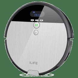 Ilife V8s 22 Watts Robotic Vacuum Cleaner (0.75 Litres Tank, Black/Grey)_1