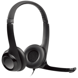 Logitech H390 Over-Ear Headset with Mic (In-Line Controls, 981-000485, Black)_1