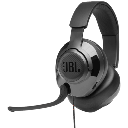 JBL Quantum 200 Over-Ear Wired Gaming Headphone with Mic (JBLQUANTUM200BLK, Black)_1