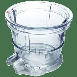 Kuvings Sorbet Strainer For Cold Press Juicer (Make Delicious Sorbet, KUVB17SOR, Transparent)_1