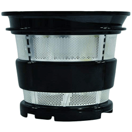 Kuvings Smoothie Strainer For Cold Press Juicer (Make Delicious Smoothies, KUVB17SM, Black)_1