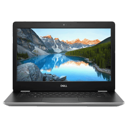 Dell 14 Inspiron 3493 (D560160WIN9S) Core i3 10th Gen Windows 10 Home Laptop (4GB RAM, 1TB HDD, Intel UHD Graphics, MS Office, 35.56cm, Silver) _1