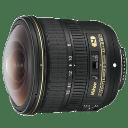 Nikon Nikkor Lens (AF-S Fisheye 8-15 mm f/3.5-4.5E ED, Black)_1