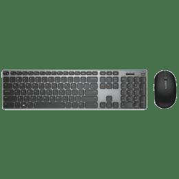 Dell Premier Wireless Keyboard & Mouse Combo (2.4 GHz Interface, KM717, Black)_1