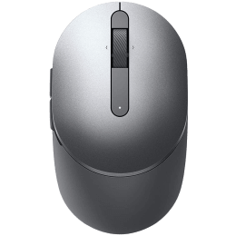 Dell Mobile Pro Wireless Optical Mouse (Easy Pairing, MS5120W, Titan Gray)_1