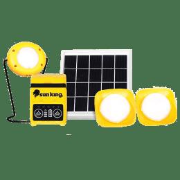 Sun King Home 40Z 1.7 Watts LED Solar Lights (1200 Lumens, SK-411, Yellow/White)_1