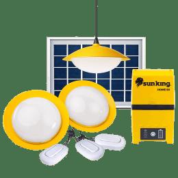 Sun King Home 60 2.1 Watts LED Solar Lamp (300 Lumens, Polycrystalline Solar Panel, SK-403, Yellow/White)_1